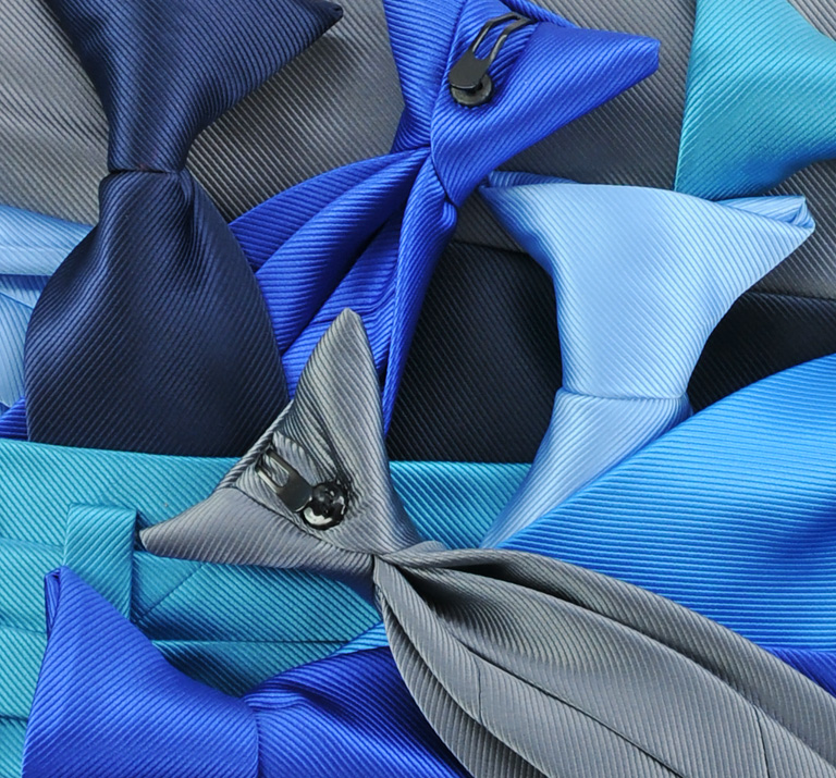 Clip Krawatten