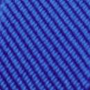 Bretels kobaltblauw smal