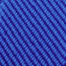 Mouwophouders kobaltblauw elastiek