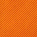 Servicekrawatte Orange Repp
