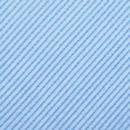 Stropdas lichtblauw repp