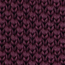 Bow tie knitted aubergine