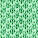 Bow tie knitted mint green