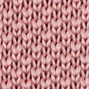 Necktie knitted soft pink