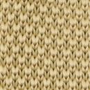 Fliege gestrickt Sand