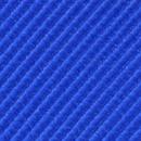 Krawatte Repp Kobaltblau