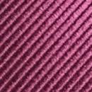 Krawatte Repp Aubergine