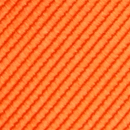 Manchetknopen zijde oranje
